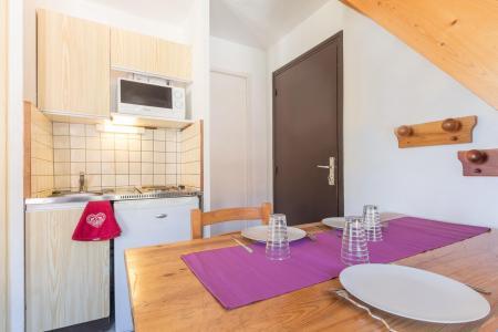 Location au ski Studio coin montagne 4 personnes (DOD022) - Residence Central Station - Montgenèvre