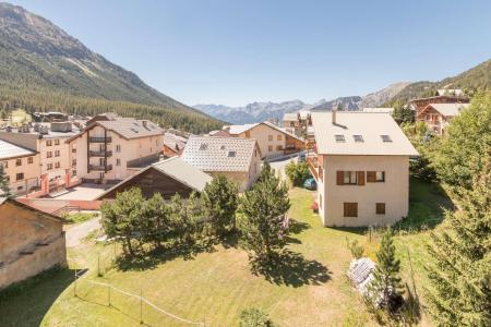 Location au ski Studio coin montagne 4 personnes (GIOV25) - Residence Central Station - Montgenèvre