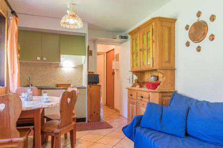 Rent in ski resort 2 room apartment 4 people (CEL412) - Résidence Chamoisière - Montgenèvre - Table