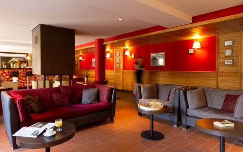 Location au ski Résidence Club MMV le Hameau des Airelles - Montgenèvre - Réception