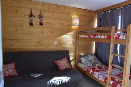 Location au ski Studio 4 personnes (PONC) - Residence La Renardiere - Montgenèvre