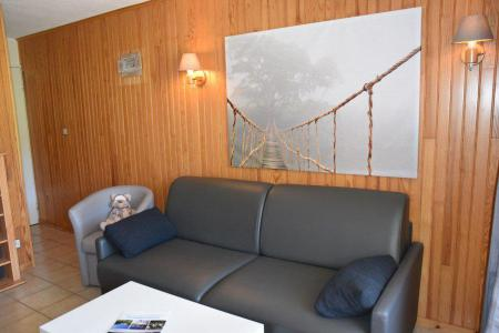 Rent in ski resort Studio sleeping corner 4 people (203) - Résidence le Golf - Montgenèvre