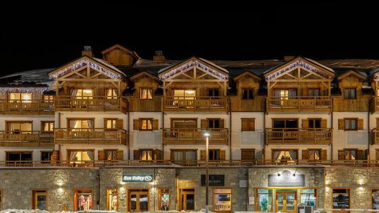 Rent in ski resort Résidence le Napoléon - Montgenèvre - Winter outside