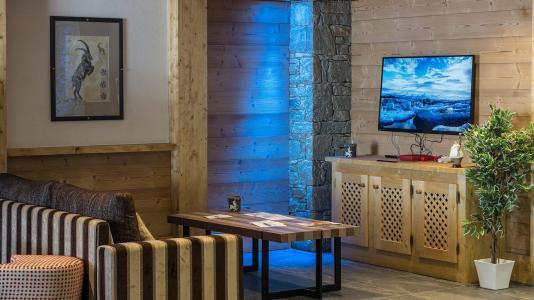 Rent in ski resort Résidence le Napoléon - Montgenèvre - Reception