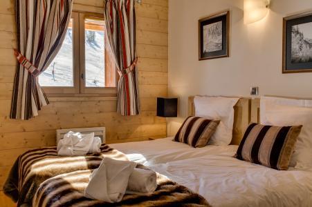 Rent in ski resort Résidence le Napoléon - Montgenèvre - Bedroom