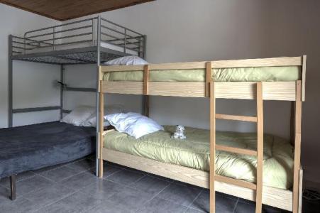 Location au ski Studio coin nuit 4 personnes (PERRY) - Residence Le Transalpin - Montgenèvre