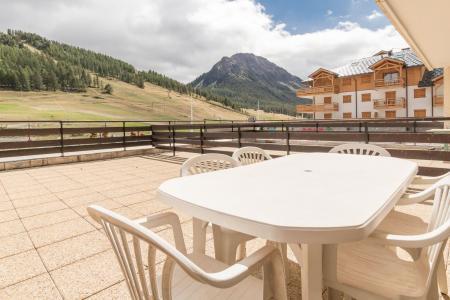Location au ski Studio coin nuit 5 personnes (DEMER) - Residence Le Transalpin - Montgenèvre
