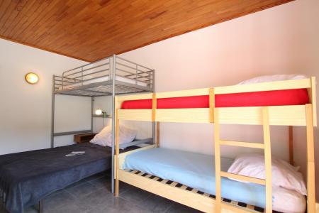 Location au ski Studio coin nuit 4 personnes (PERRY) - Residence Le Transalpin - Montgenèvre - Lits superposés
