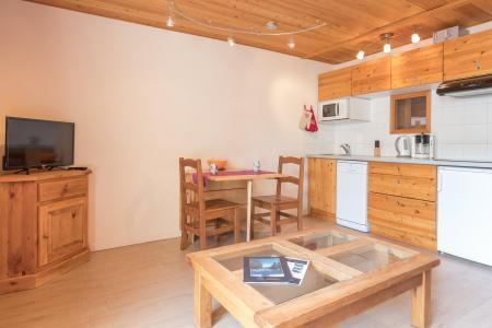 Location au ski Studio coin nuit 4 personnes (THEVOT) - Residence Les Alpets - Montgenèvre
