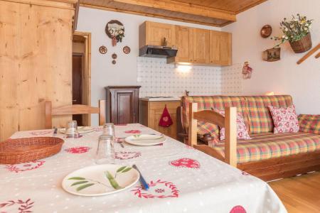 Location au ski Studio coin nuit 4 personnes (COSTA) - Residence Les Alpets - Montgenèvre