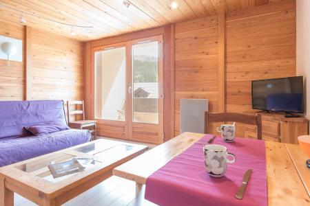 Soggiorno sugli sci Studio con alcova per 4 persone (THEVOT) - Résidence les Alpets - Montgenèvre