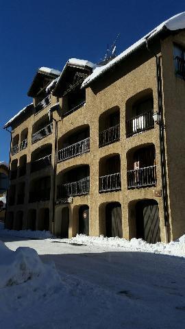 Location au ski Residence Les Bardeaux - Montgenèvre