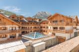 Location au ski Appartement 3 pièces 7 personnes (OTT10) - Residence Les Bardeaux - Montgenèvre
