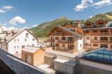 Location au ski Studio coin montagne 4 personnes (MOR07) - Residence Les Bardeaux - Montgenèvre