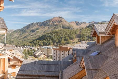 Location au ski Studio coin montagne 5 personnes (453) - Residence Les Toits Blancs - Montgenèvre