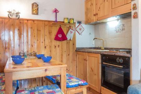 Location au ski Studio coin montagne 4 personnes (449) - Residence Les Toits Blancs - Montgenèvre - Kitchenette