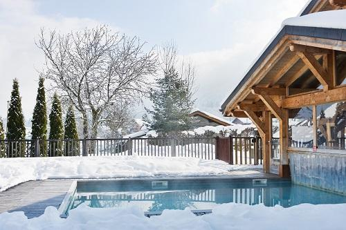 Hotel au ski Hotel Le Morillon