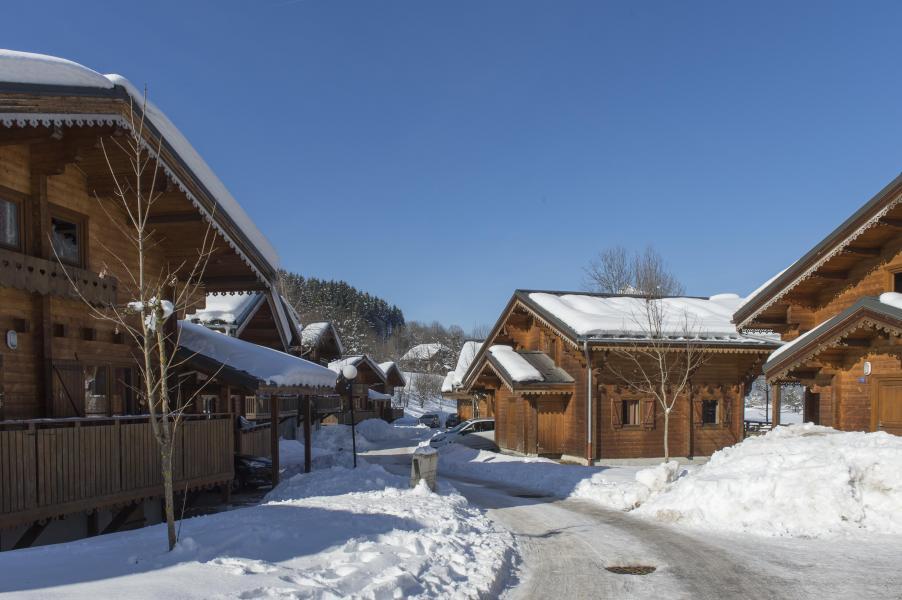 Les Chalets Du Bois De Champelle - Les Chalets Du Bois De Champelle 20%, Morillon, location vacances ski Morillon Ski Planet