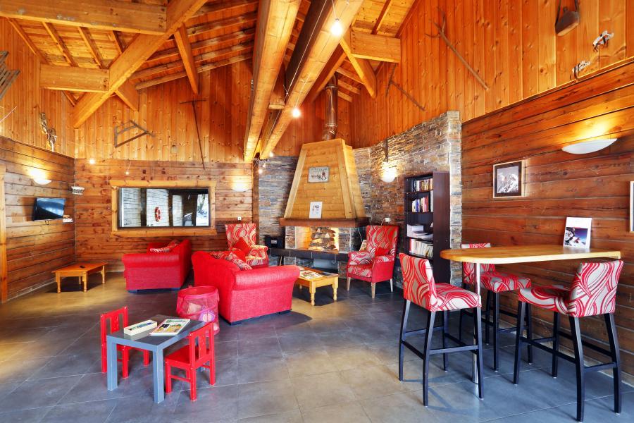 Location au ski Les Chalets du Bois de Champelle - Morillon - Réception