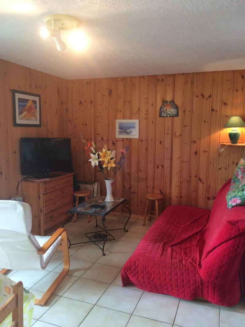 Location au ski Appartement 2 pièces cabine 5 personnes (40) - Residence Edelweiss - Morillon