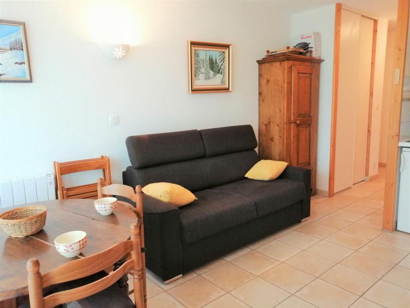 Аренда на лыжном курорте Апартаменты 3 комнат 6 чел. (02) - Résidence Gelinotte - Morillon - апартаменты