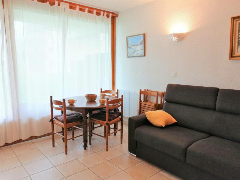 Аренда на лыжном курорте Апартаменты 3 комнат 6 чел. (02) - Résidence Gelinotte - Morillon - Салон