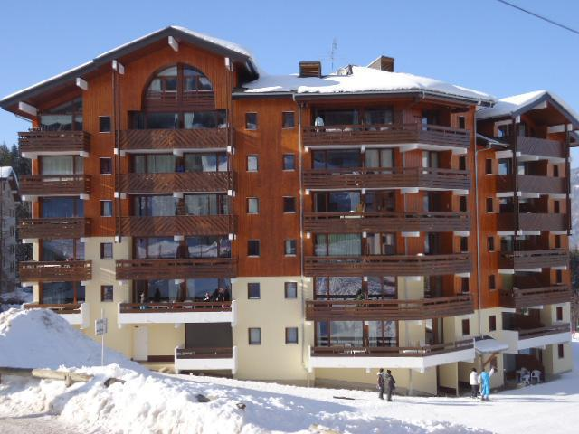 Аренда на лыжном курорте Résidence Gelinotte - Morillon