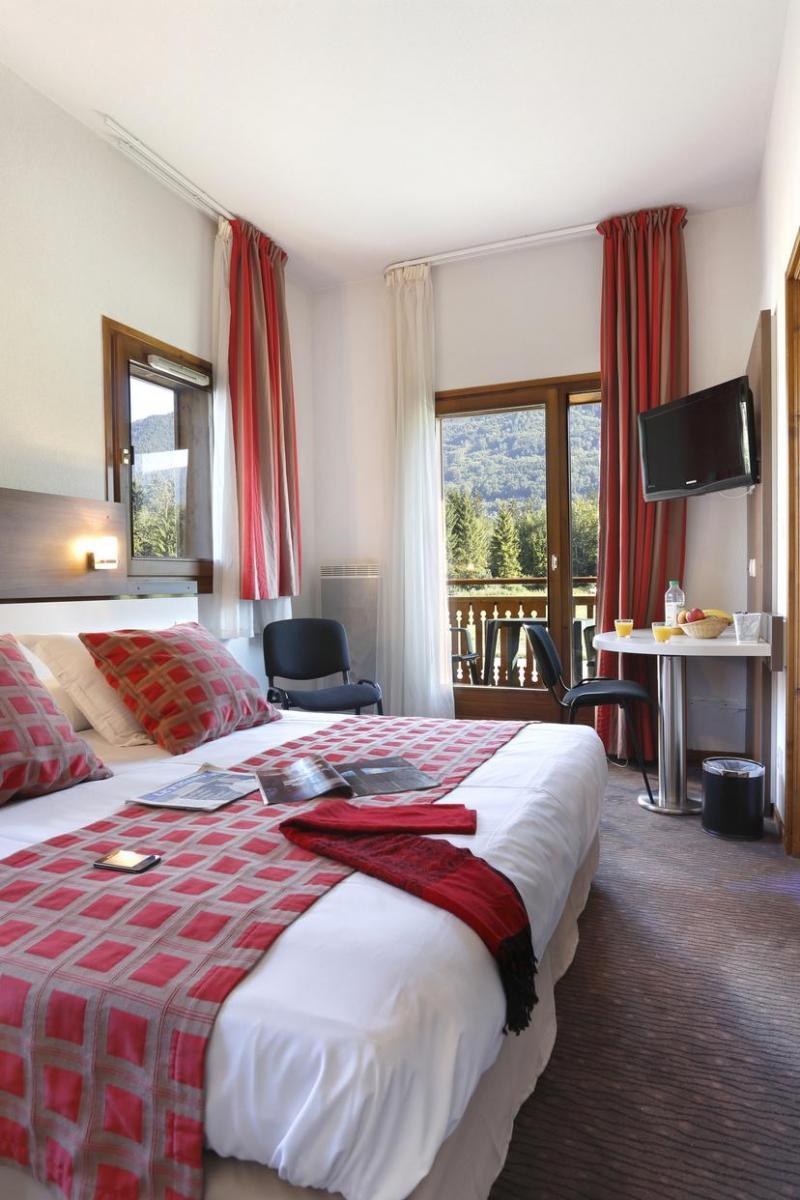Аренда на лыжном курорте Résidence Grand Massif - Morillon - Комната