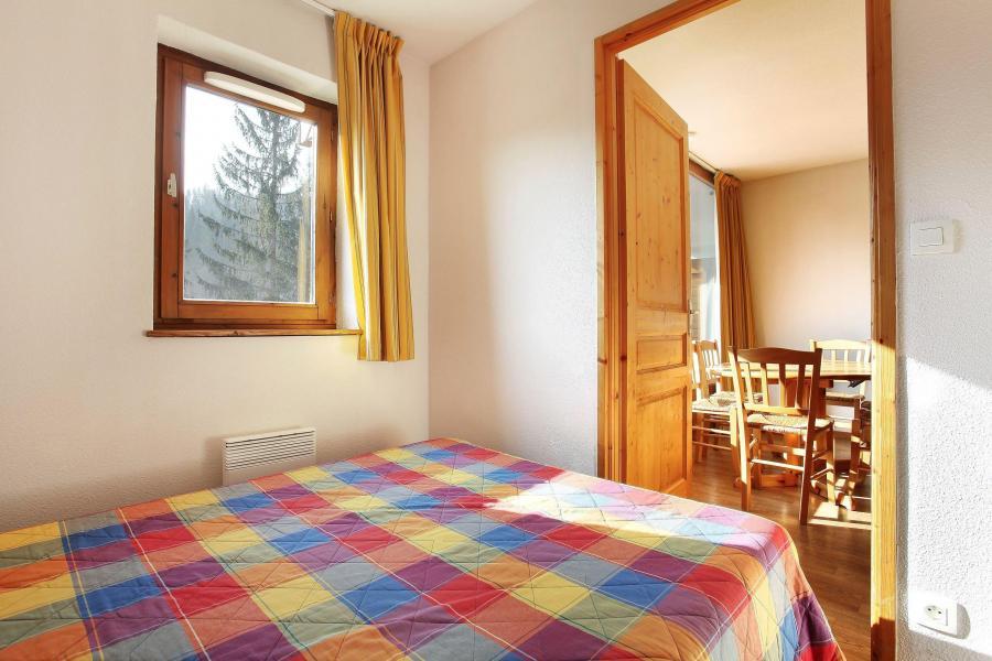 Аренда на лыжном курорте Résidence le Buet - Morillon - Комната