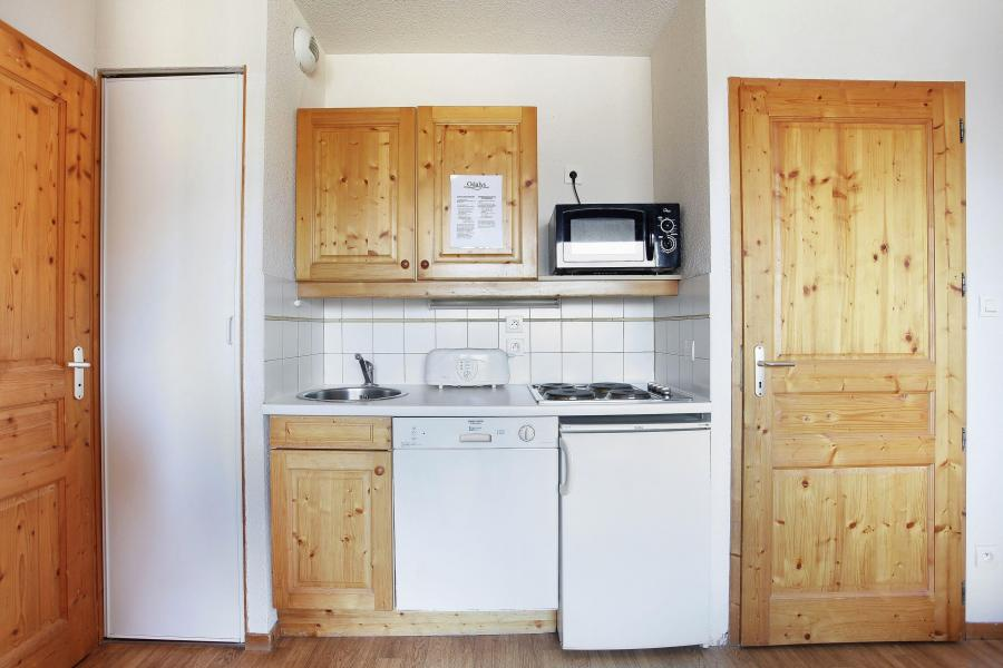 Location au ski Residence Le Buet - Morillon - Kitchenette