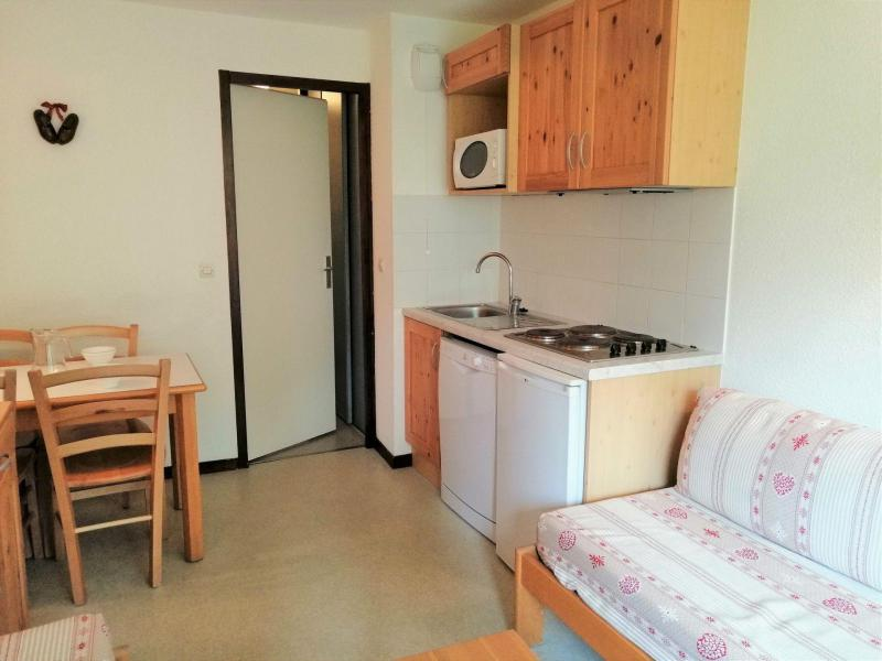 Аренда на лыжном курорте Квартира студия со спальней для 4 чел. (120) - Résidence le Grand Morillon - Morillon