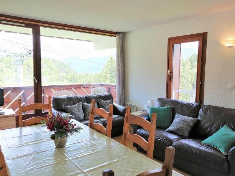 Аренда на лыжном курорте Апартаменты 4 комнат 6 чел. (26) - Résidence les Hauts des Esserts - Morillon - апартаменты