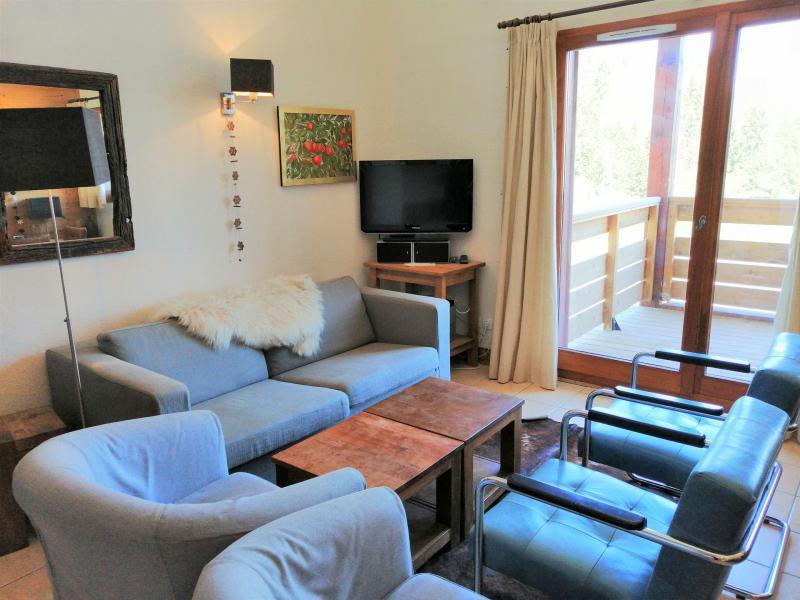 Location au ski Appartement duplex 4 pièces 8 personnes (22) - Résidence les Jardins Alpins - Morillon