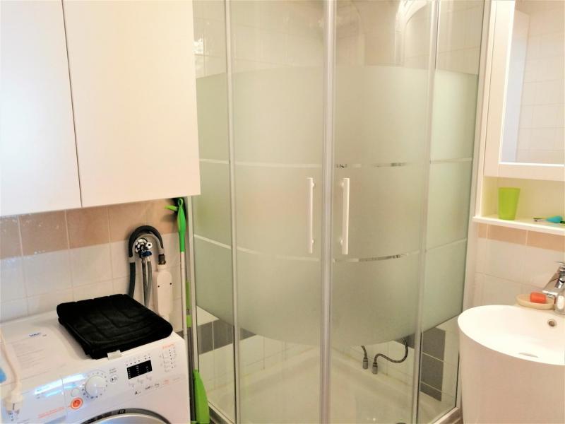 Location au ski Appartement 3 pièces 6 personnes (JABB06) - Résidence les Jardins Alpins - Morillon - Salle d'eau