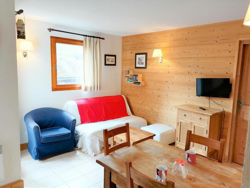 Location au ski Appartement 3 pièces 6 personnes (JABB06) - Résidence les Jardins Alpins - Morillon - Séjour