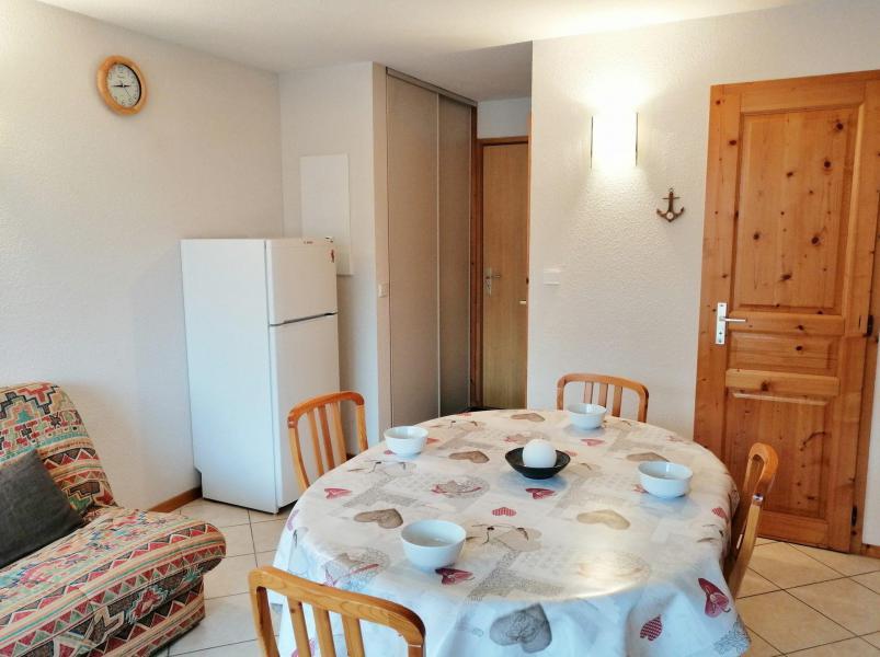 Аренда на лыжном курорте Апартаменты 3 комнат 6 чел. (A01) - Résidence les Verdets - Morillon - Стол