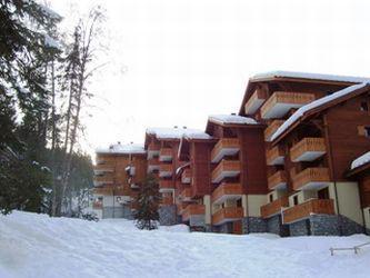 Аренда на лыжном курорте Апартаменты 3 комнат 7 чел. (02) - Résidence Refuge de l'Alpage - Morillon