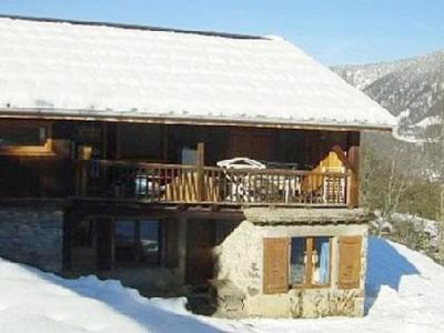 Location au ski Chalet 4 pièces 8 personnes - Chalet Grand Massif - Morillon - Extérieur hiver