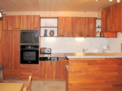 Аренда на лыжном курорте Chalet Grand Massif - Morillon - Кухня