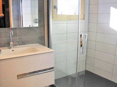 Rent in ski resort Chalet Haute-Savoie - Morillon - Shower room