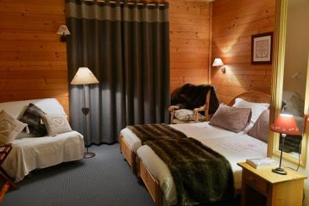 Location au ski Chambre Double/Twin (Supérieure) - Hotel Le Morillon