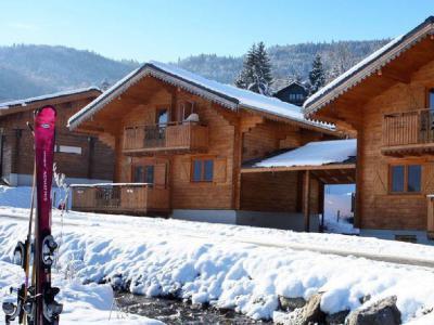 Location au ski Les Chalets du Bois de Champelle - Morillon
