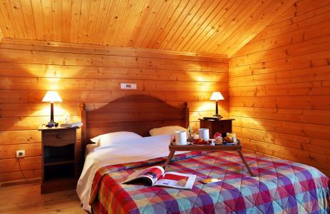 Location au ski Les Chalets du Bois de Champelle - Morillon - Chambre