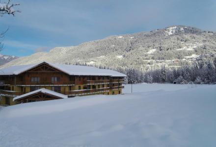 Rental Morillon : Résidence Grand Massif winter