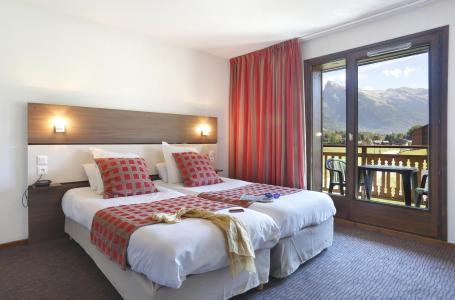 Rent in ski resort Résidence Grand Massif - Morillon - Bedroom