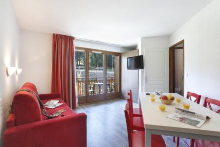 Rent in ski resort Résidence Grand Massif - Morillon - Living room