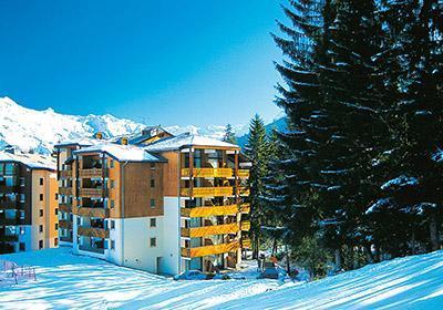 Location au ski Residence Le Buet - Morillon - Extérieur hiver