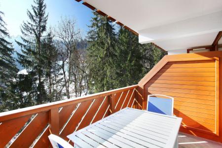 Vacances en montagne Résidence le Buet - Morillon - Extérieur hiver