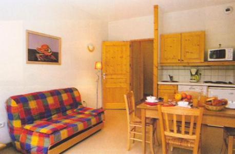 Location au ski Appartement 2 pièces 4 personnes - Residence Le Buet - Morillon - Coin repas