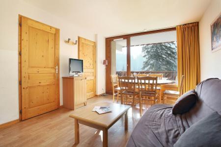 Location au ski Résidence le Buet - Morillon - Canapé